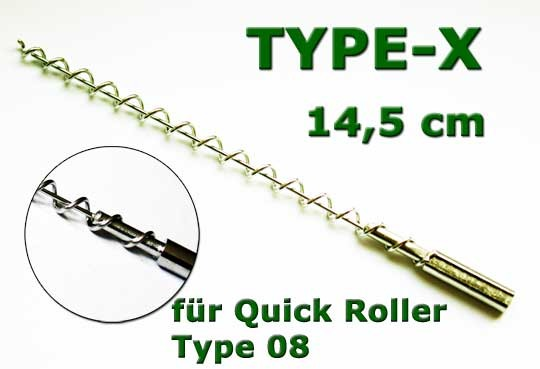Ersatzspirale für den Quick Roller Modell 2008 14,5cm
